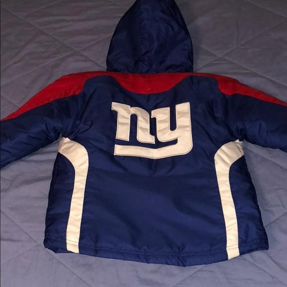62948bc5 NY Giants Winter ❄️ Coat, Boys Youth S/8